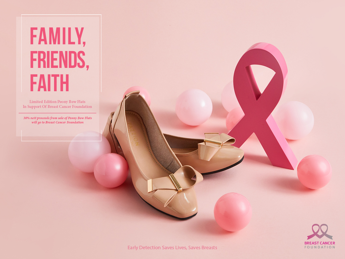 PAZZION Breast Cancer Foundation