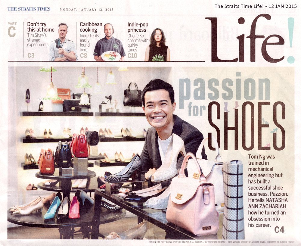 ST LIFE! INTERVIEW WITH TOM NG