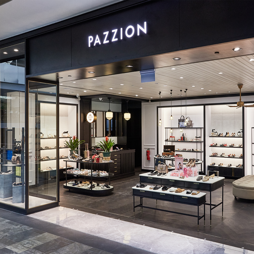 FEATURE: PAZZION'S STORE OPENING AT MBS