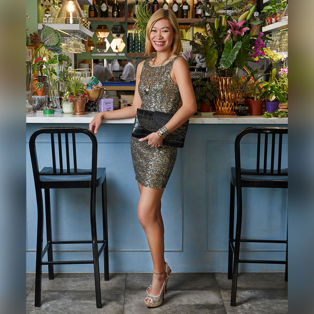 PERSONALITY: STAR OF THE KITCHEN – FIONA MANINI
