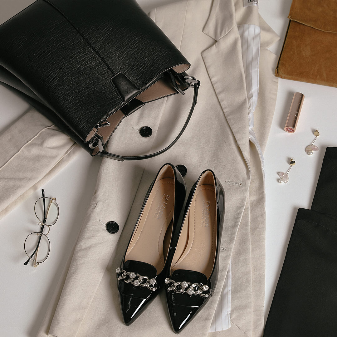 SHOES EVERY WORKING LADY NEEDS BASED ON THEIR CAREERS