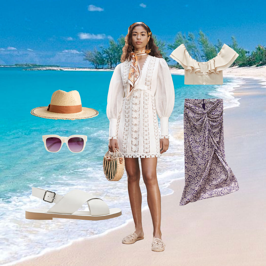 TOP 3 STYLES FOR A STYLISH STAYCATION