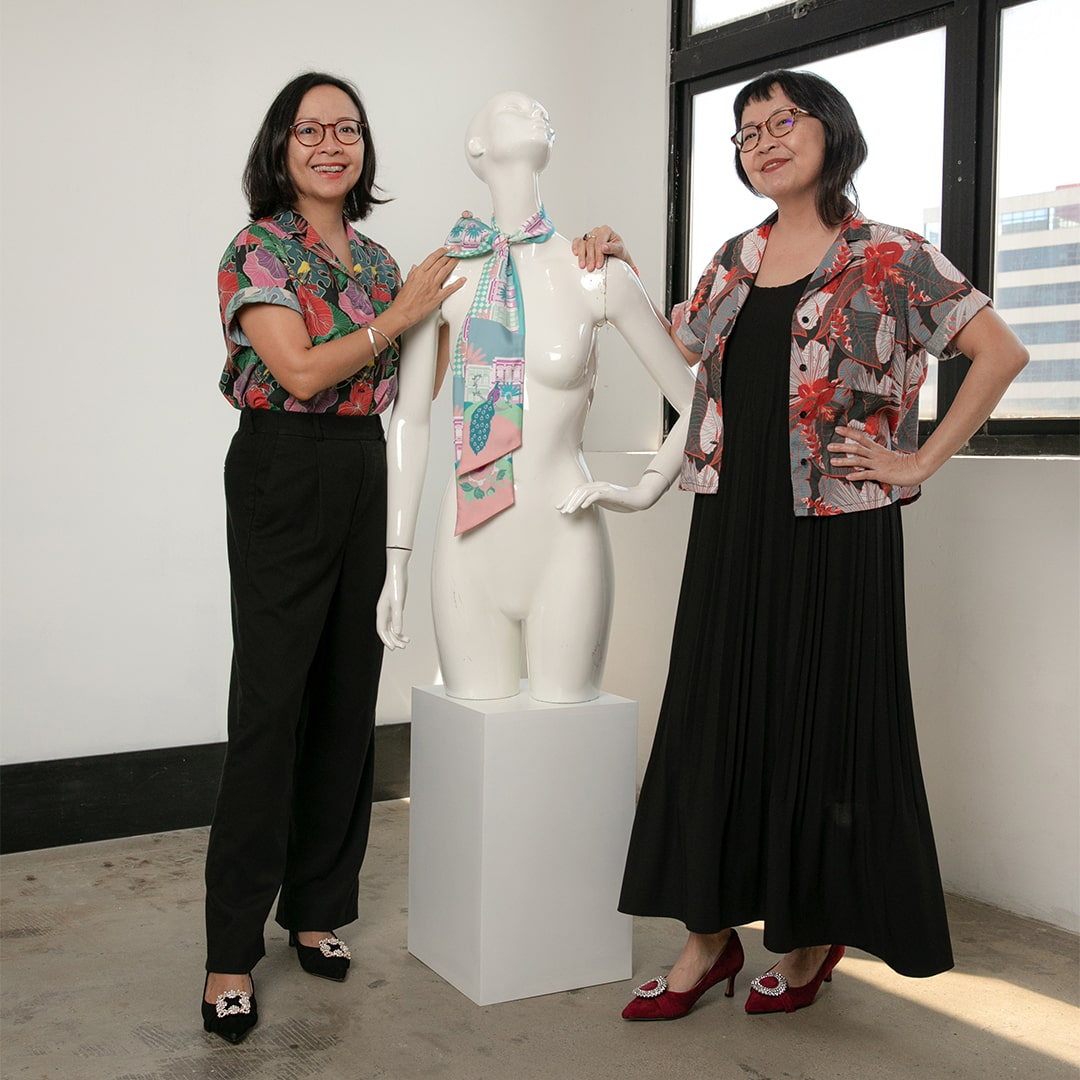 WOMEN OF STRENGTH - SCARVING A PRINTED LEGACY