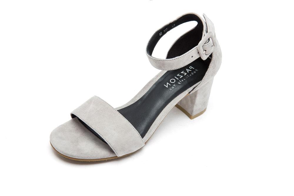 191e9bdc9df ... Light Grey block Heel. previous. previous. Share