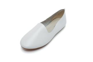 801-1A Beige Pastel Loafers