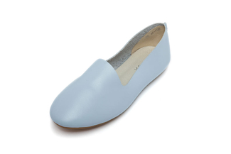 801-1A Powder Blue Pastel Loafers