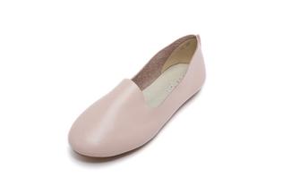 801-1A Pink Pastel Loafers