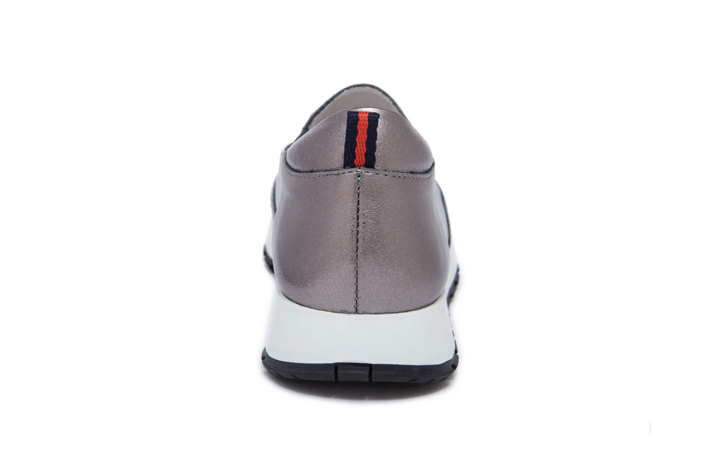 dac910896452af ... A63-7 Pewter Sport Lux Sneakers. previous. previous. Share