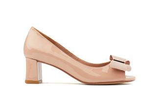 720-1 Nude Classic Heels