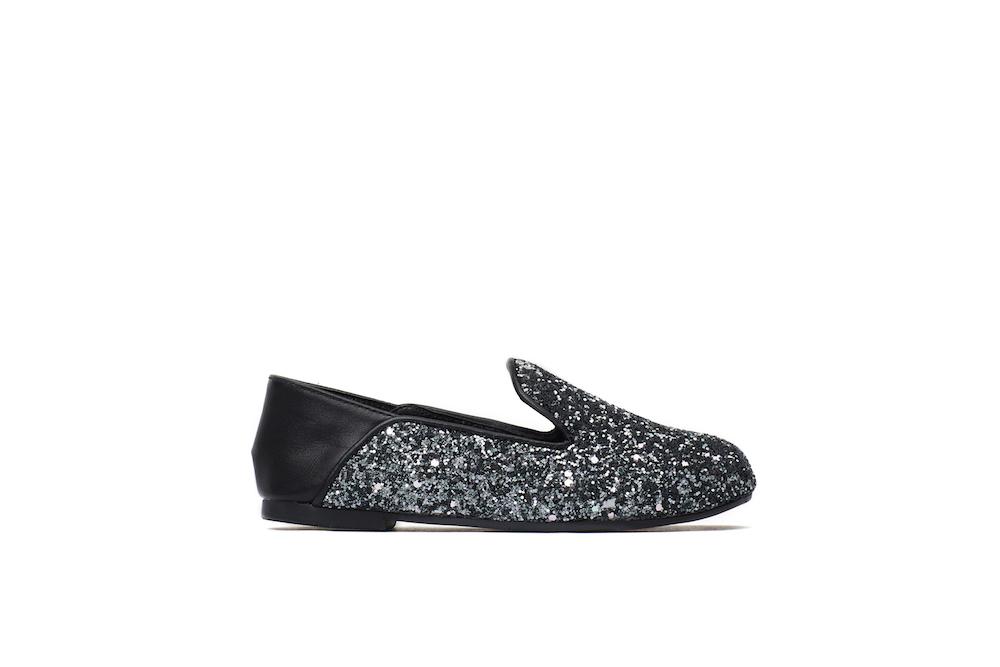 33c5e4dd4ca3 BB1620-02 Kids Black Loafers