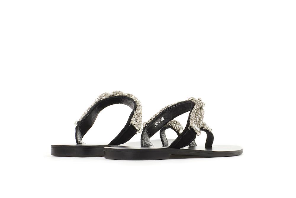 b834768228136b 3C-5 Silver Delicate Sandals