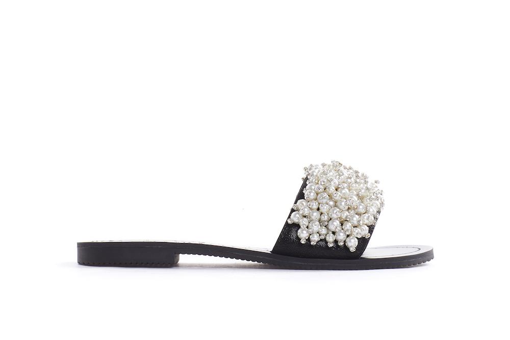 5480bd93762b 444-9 Black Pearl Slide Sandals