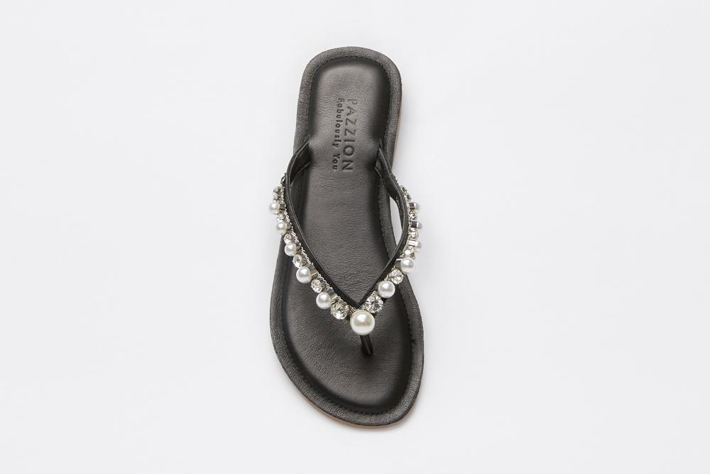 da48d735e388 ... 066-47 Black Pearl Thin Flip-flops. previous. previous. Share