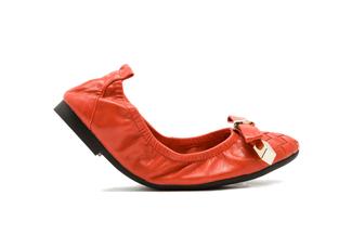 986-88 Crimson Foldable Ballerina