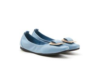 1318-212 Blue Ornament Flats
