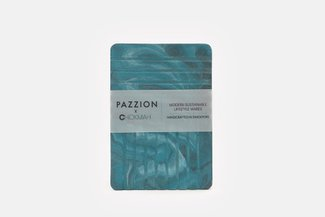 PAZZION x Chokmah Navy Marble Style Soap Dish